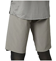 Fox FLEXAIR - pantaloncini bici - uomo, Grey