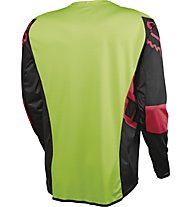 Fox Flexair DH LS Jersey Downhill-Shirt, Black