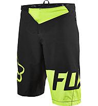 Fox Flexair Short Downhill-Radhose, Black