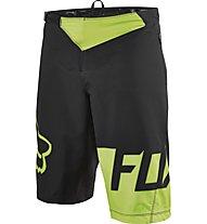Fox Pantaloni corti downhill Flexair DH Short, Black