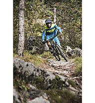 Fox Flexair LS Jersey - Downhill Radtrikot - Herren, Blue