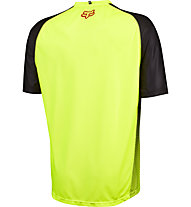 Fox Flow Jersey MTB-Radtrikot, Flo Yellow