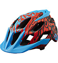 Fox Casco MTB Flux Cauz, Cauz Blue