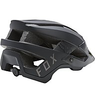 Fox Flux - casco bici, Black
