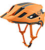 Fox Flux Helmet Rush - casco MTB - uomo, Orange