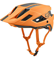 Fox Flux Helmet Rush - Radhelm MTB, Orange