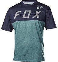 Fox Indicator SS Jersey - MTB  Radtrikot - Herren, Heather Blue