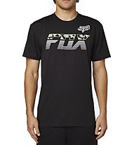 Fox Mako Tech Tee MTB-Shirt, Black