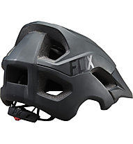 Fox Metah Black MTB-Radhelm, Matte Black