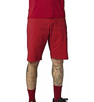 Fox RANGER - pantaloncini bici - uomo, Red