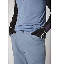 Fox RANGER - pantaloncini bici - uomo, Blue