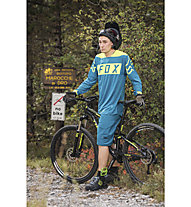 Fox Ranger Cargo - pantaloni MTB corti -uomo, Blue