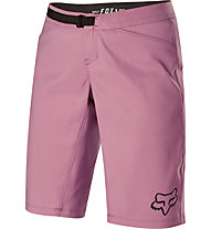Fox Ranger Short - MTB Hose kurz - Damen, Pink
