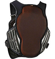 Fox Titan Race Subframe - gilet protettivo, Black/Grey