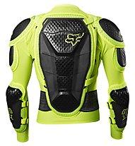 Fox Titan sport - giacca di protezione- uomo, Yellow