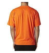 Fox Tournament Tech Tee MTB-Shirt, Flo Orange