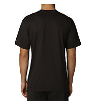 Fox Tournament Tech Tee - t-shirt MTB - uomo, Black