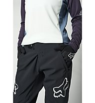 Fox W DEFEND - pantaloni bici - donna, Black