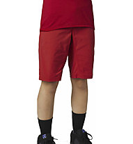 Fox W RANGER - pantaloncini bici - donna, Red