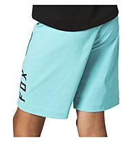 Fox YTH RANGER - pantaloncini bici - bambino, Light Blue