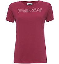 Freddy Active Base - Fitness T-Shirt - Damen, Pink