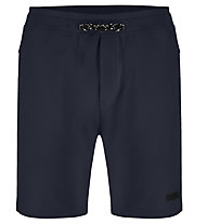 Freddy Basic Cotton - pantaloni corti fitness - uomo, Blue