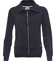 Freddy Brushed Stretch Fleece Giacca sportiva fitness donna, Blue