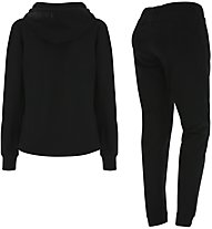 Freddy Brushed Stretch Fleece - Trainingsanzug - Damen, Black