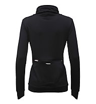 Freddy Core Taom Tech felpa donna, Black