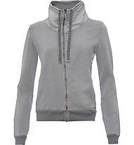 Freddy Felpa Academy Sweatshirt-Jacke Damen, Grey