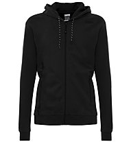 Freddy Heavy Stretch - Fitnessjacke mit Kapuze - Herren, Black
