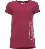 Freddy Jersey - T-Shirt Fitness - Mädchen, Pink