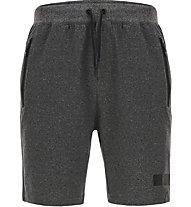 Freddy Jersey Stretch - pantaloni corti fitness - uomo, Dark Grey