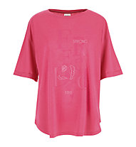 Freddy Jersey Viscose - t.shirt fitness - donna, Pink