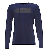 Freddy Light Jersey Maglia manica lunga fitness, Blue
