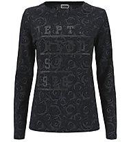 Freddy Training - Langarmshirt - Damen, Grey/Black