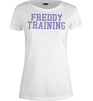 Freddy Light Jersey - t-shirt - donna, White/Violet