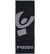 Freddy Micro - Handtuch Fitness, Black