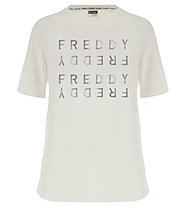 Freddy Woman - T-Shirt - Damen, White
