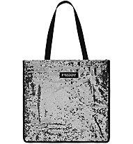 Freddy Shopping Paillettes - borsa sportiva - donna, Dark Grey