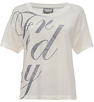 Freddy Take Core Tsw T-Shirt Fitness Donna, White