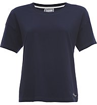 Freddy Take Light Jersey 130 GSM Fitness/Training T-Shirt Damen, Blue