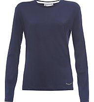Freddy Tonic Langarmshirt Damen, Blue