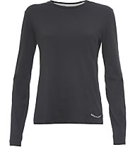 Freddy Tonic Langarmshirt Damen, Black