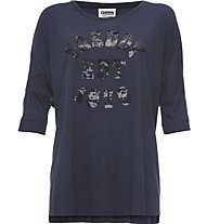 Freddy Training College T-Shirt fitness donna, Blue