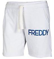Freddy Bermuda ginnastica donna, White