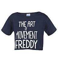 Freddy T-Shirt donna, Black