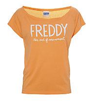 Freddy T-Shirt, Orange