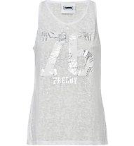 Freddy Training Summer - Fitness Shirt - Damen, White