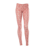 Freddy WR.UP Fashion Colored Skinny Hose Damen, Allover Floral Print